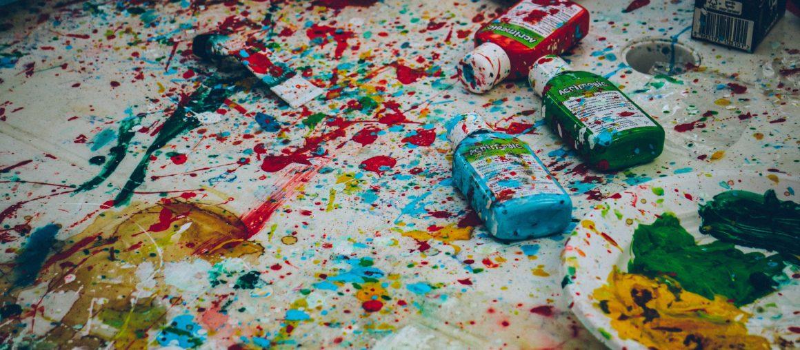 L'uso del colore nella comunicazione stampata