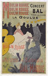 manifesti Lautrec