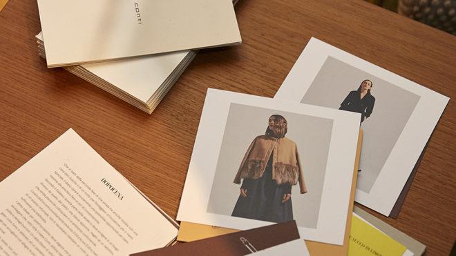 Cataloghi di moda: design ed eleganza dentro e fuori!