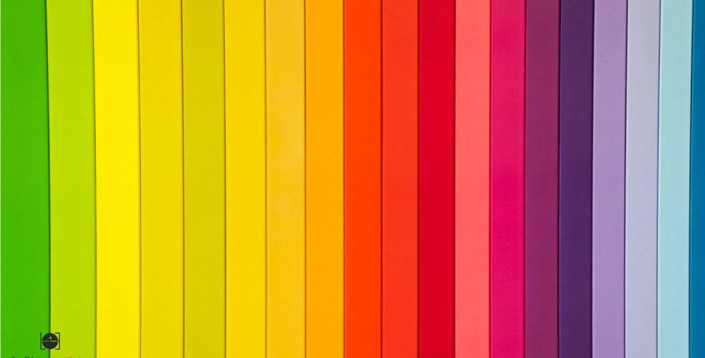 Psicologia dei colori nella comunicazione stampata